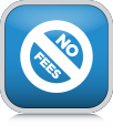 No Hassle, No Fees